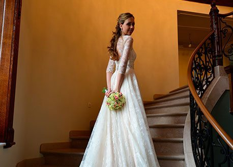 Bruidsmode 2014
